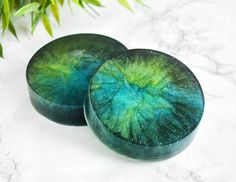 Northern Lights Soap  Cool Christmas Gifts  Romantic Gifts