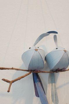Kapers paper birds