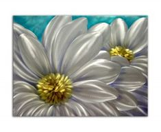 Obraz na Aluminium - Kwiat z bliska cm Bright, Plants, Flora, Plant