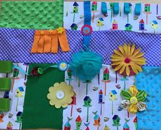 Does you loved one have a fidget quilt from Restless Remedy?