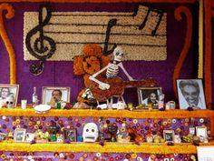 Día de Muertos. Nuevo post en el blog www.consaborapuchero.blogspot.com #México #díademuertos #catrinas #Coyoacán #tradiciones #cultura #consaborapuchero