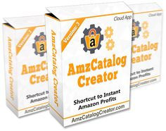 AmzCatalog Creator - Developer Rights Included Amazon Fba Business, Online Business, Amazon Products List, Amazon Affiliate Marketing, Digital Marketing, Marketing Software, Marketing Videos, Software Support, Starting Your Own Business