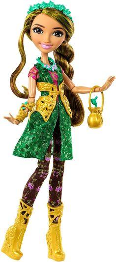 Amazon.com: Ever After High Jillian Beanstalk Doll: Toys & Games