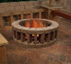 """24 Simple and Cheap DIY Fire Pit Design for Warm Backyard Ideas DIY concrete fireplaceFind additional information about """"Outdoor Fireplace Idea Backyards"""". Visit our Fabulous Stone Fire Pit Design and Decor Fabulous Stone Diy Fire Pit, Fire Pit Backyard, Backyard Patio, Backyard Landscaping, Landscaping Ideas, Backyard Seating, Backyard Fireplace, Patio Ideas, Diy Fireplace"""