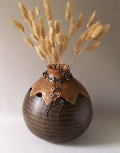 Man Vase by Lynn Thomas