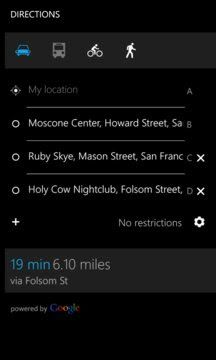 Download gMaps XAP For Windows Phone