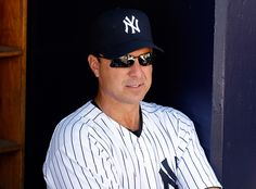 Tino Martinez of the New York Yankees