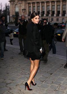 olivia palermo | haute heels