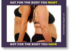never thought of this before bc I don't usually think of the body I have when I eat.