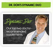 DR. Don's Dynamic Duo ..
