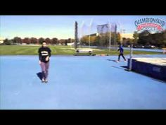 Focusing on Arm Movement to Increase Your High Jump! - YouTube