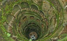 Quinta da Regaleira- Escaleras de Espiral