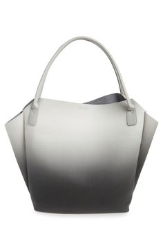 Totally obsessed with this black ombre tote! It's a must for the summer collection.
