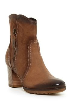 Manas Violan Zip Boot