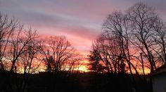 #sky #sunrising #beautiful #colorful #photography