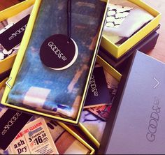 Loving our fun new packaging for Good&Co scarves. Perfect gift! #goodandco  http://wearegoodandco.com/product/sale-scarves/
