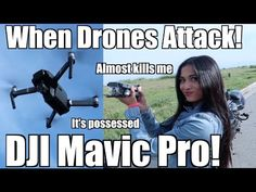 First time flying the DJI Mavic Pro| Unboxing | Almost kills me! |
