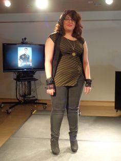 Steampunk Civil War Fashion Show