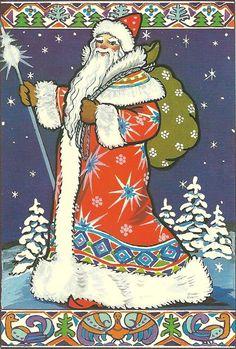 новый год советские картинки