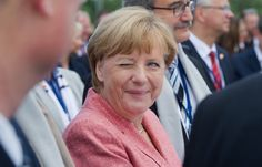 The BBC reports: Angela Merkel's ruling CDU party has been beaten into third…
