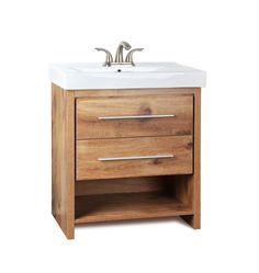 GB 30 Inch Greenbank Vanity 2 Drawers/1 Shelf