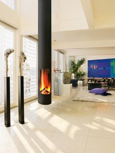 kominek focus  fot. Focus/Koperfam, fireplace