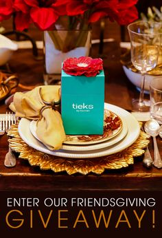 Repin this image for a chance to win 4 $100 Tieks gift cards for you and 3 friends! Winner announced 11/24. (Hint: Extra entry on http://instagram.com/tieks !)