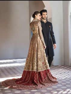 Pakistani couture Sania Maskatiya, August Dream, Fall 2016