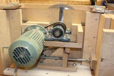 Wooden table saw and router lift / Homemade Shop Machines And Equipment / Forums