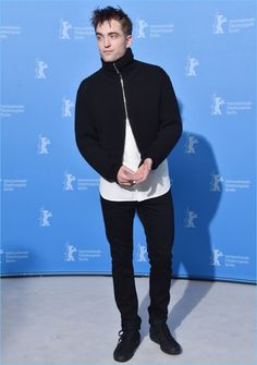 February 2017: Robert Pattinson poses for pictures at a photo call for The Lost City of Z during the 67th Berlinale International Film Festival in Berlin, Germany.