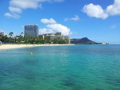 Waikiki - Lets go to the beach....RIGHT NOW!