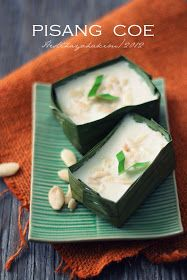 Apang Co'e sudah pernah bikin... temo co'e juga sudah. Sekarang gilirang pisang co'e. Aku suka hampir semua kue tradisional. Apalag...