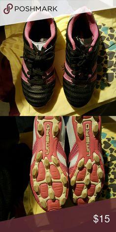 5ff5615d514e Girls Umbro soccer cleats Pink black and white Umbro soccer cleats Umbro  Shoes Sneakers