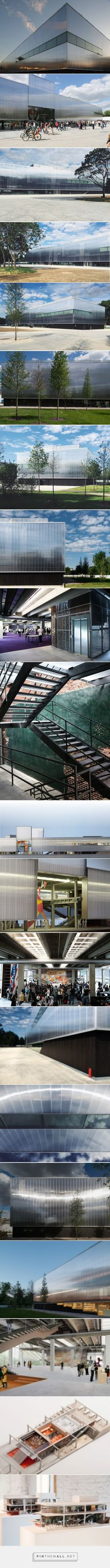 OMA's garage museum of contemporary art opens - created via http://pinthemall.net