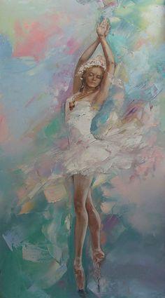 Ballerina, colors of my bedroom