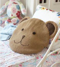 Bear faced pyjama case