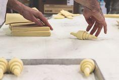 Et on roule !  #artisanat #croissants #mamieclafoutis