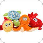 Ocean Friends Dog Toys