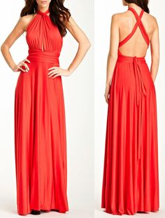 This closely resembles my senior prom dress that my grandma and I made together. <3