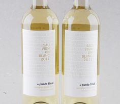 A distância que vale a pena: Punto Final Sauvignon Blanc #vinho #sauvignonblanc #vinhochileno #puntofinal #desconto
