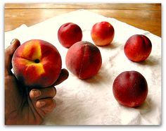The Best Way to Ripen Peaches - Tall Clover Farm Freezing Strawberries, Frozen Strawberries, How To Ripen Peaches, Paleo Fruit, The Paper Bag, Ripe Peach, Food Hacks, Food Tips, Cooking Tips