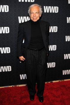 Ralph Lauren Photo - WWD @ 100 Anniversary Gala