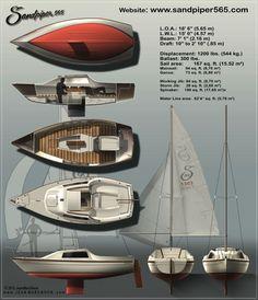 Sandpiper 565 Sailboat Sailboat Plans, Small Sailboats, Self Defense Techniques, Boat Interior, Sail Boats, Sailing, History, Style, Boat Design