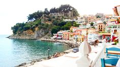 Parga Travel Guide – Town on the coast with the vibe of an island – The Passport Stamp Greek Town, Dear World, Beautiful Places, Amazing Places, World Traveler, Greek Islands, Small Towns, Passport, Travel Guide