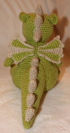 Maintenant que j'ai décrit toutes les étapes Crochet Gratis, Crochet Amigurumi, Crochet Bolero, Knit Crochet, Dragon En Crochet, Cactus Craft, Cactus Cactus, Projects To Try, Creations