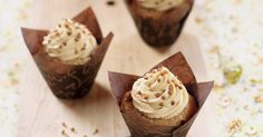 15 recettes de cupcakes légers