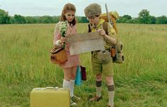 Moonrise Kingdom. A film by Wes Anderson starring Bruce Willis, Edward Norton, Bill Murray, Frances McDormand, Tilda Swinton, Jason Schwartzman and Bob Balaban.      One of the best movies I've seen in a really long time.