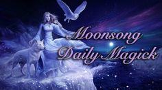 Buy One Month Of Moonsong Daily Magick Get One Free!  Sign-Up Fees Waived During Promotion!  That's Two Months of Moonsong Daily Magick for just $6.00!!!  Sign Up Now!