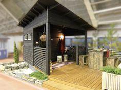 Pihasauna: Olotar Sauna 6