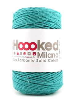 Milano Eco Barbante Lagoon | Hoooked Hook 4-6 mm